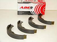 Комплект колодок ручного тормоза на Мерседес Спринтер 906 2006-> ABE (Польша) CRM009ABE