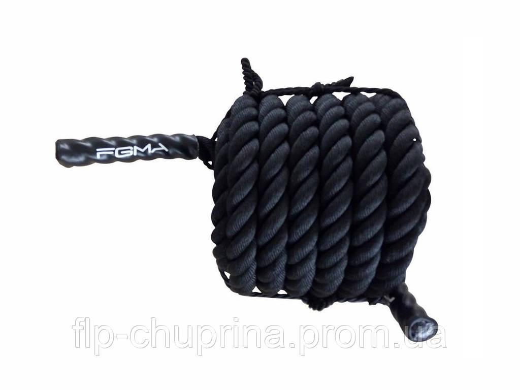 Канат CrossFit FGMA 38mm*12m