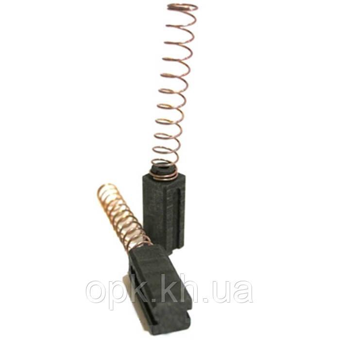 Щетки угольно-графитовые тст-н 6*6 мм (без контакта, комплект - 2 шт)