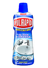 Засіб від вапняного нальоту Pulirapid AntiCalcare 750ml
