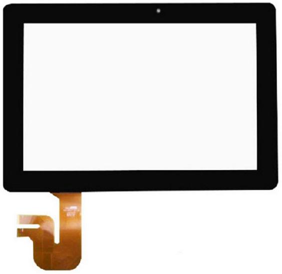 Тачскрин (сенсор) для планшета Asus TF201 Eee Pad V1.0 черный Оригинал