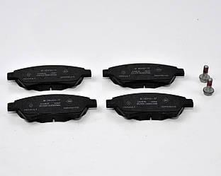 Дискові гальмівні колодки (передні) на Renault Kangoo 4x4 2001->2008 — Renault (Оригінал) - 410601241R