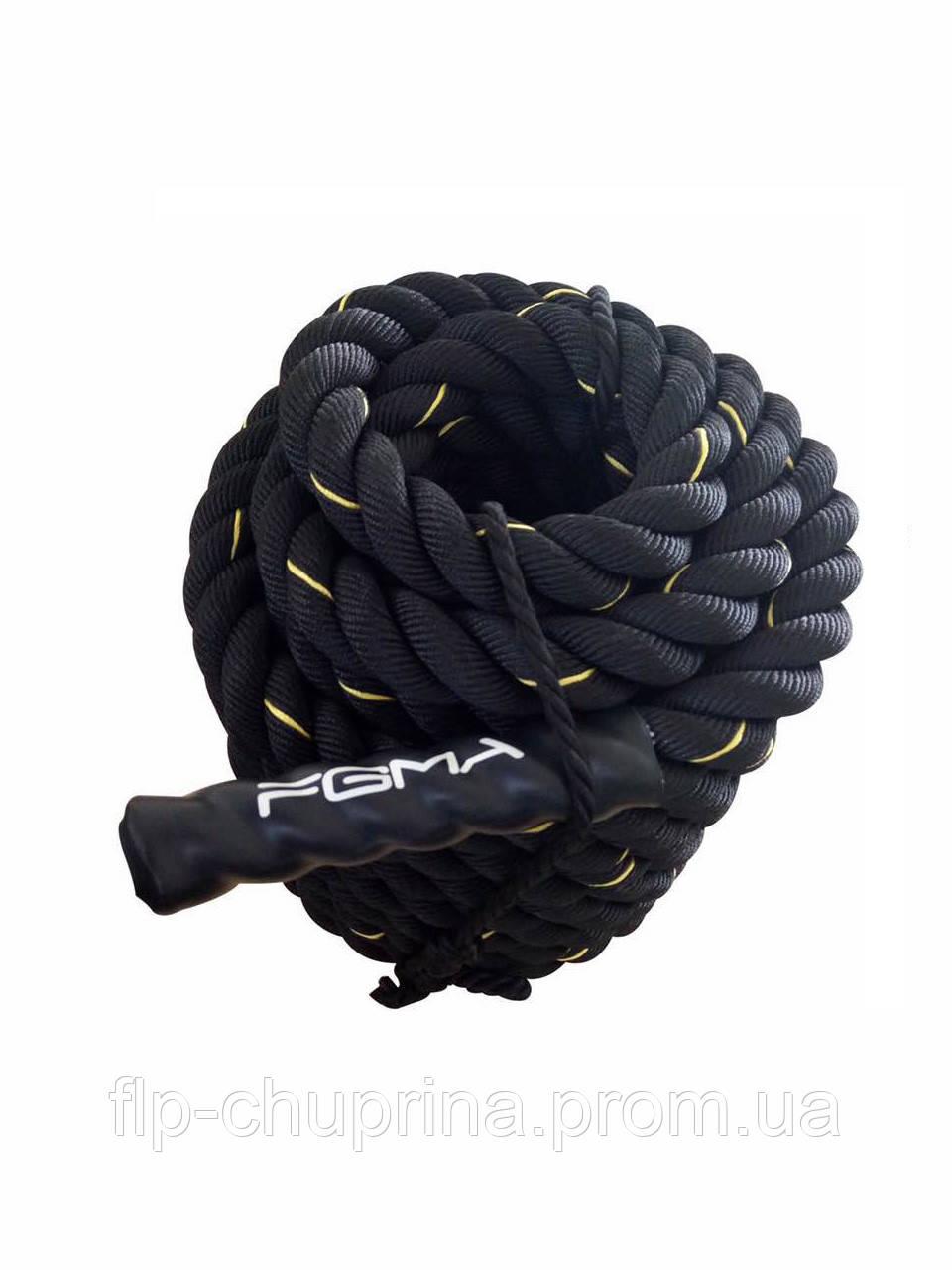 Канат CrossFit FGMA 38mm*15m