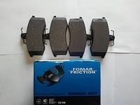 FO 424281 Fomar Roulunds колодки передние
