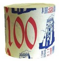 Туалетная бумага 100м (Украина)