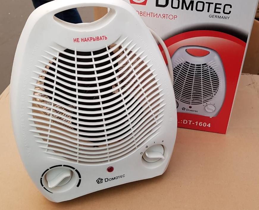 Тепловентилятор (обогреватель) Domotec DT-1604 2000W