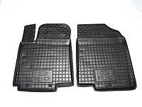 Передние полиуретановые коврики для Kia Rio с 2011-