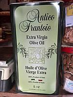 Оливковое масло, (Extra virgin, 5 л. Италия)