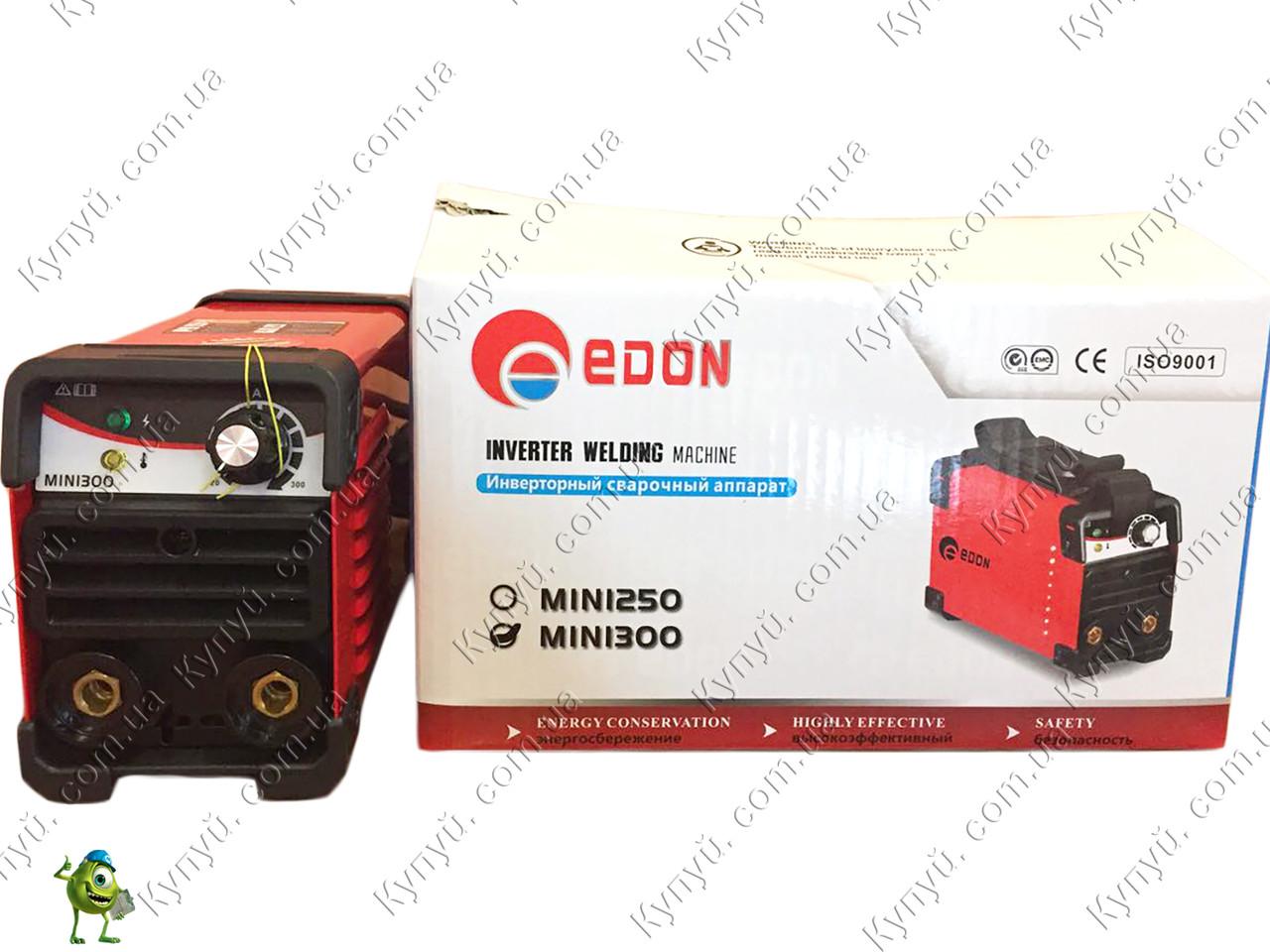 Сварочный инвертор Edon Mini300