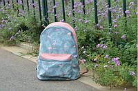 Женский стильный повседневный рюкзак с фламинго