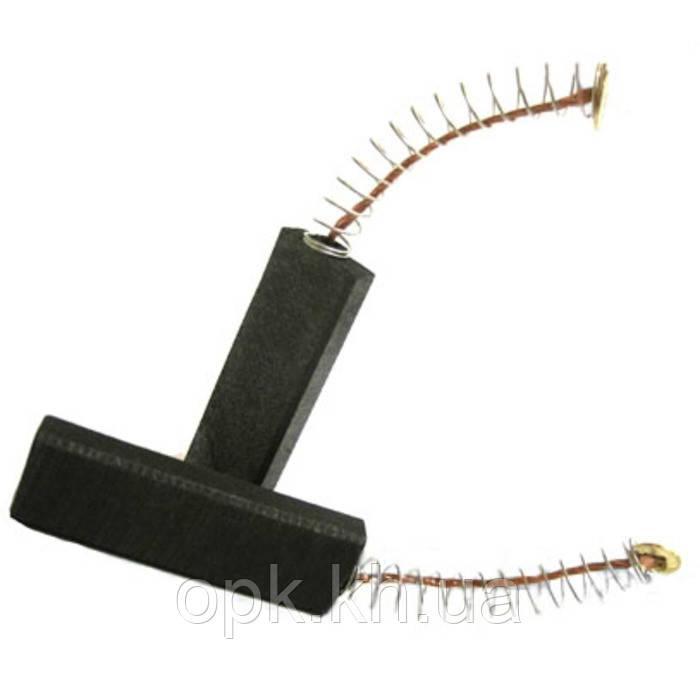 Щетки угольно-графитовые тст-н на дрель 5*12,5 мм (контакт - пятак, комплект - 2 шт)