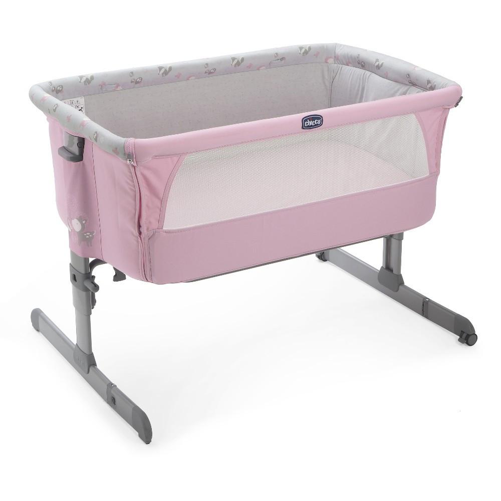 Детская кроватка-люлька Chicco Next2Me Princess
