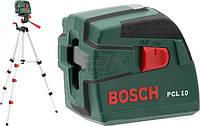 Нивелир лазерный  Bosch   PCL 10 SET   0603008121