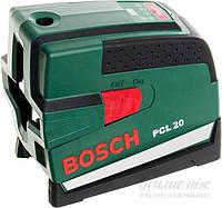 Нивелир лазерный  Bosch   PCL 20   0603008220