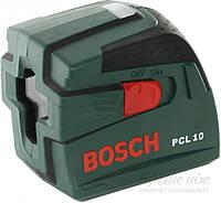 Нивелир лазерный  Bosch   PCL 10   0603008120