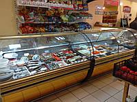 Витрина холодильная от 0 до +6 С ( стандарт )