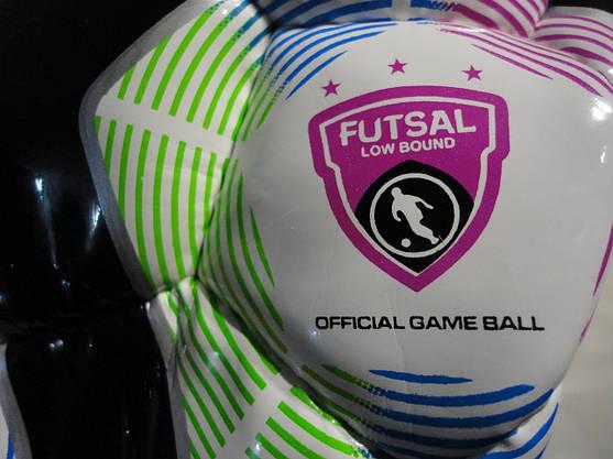 Мяч для футзала №4 PREMIER LEAGUE FB-5397-3, ламин. низкий отскок, фото 2