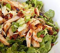 Салат с горчицей