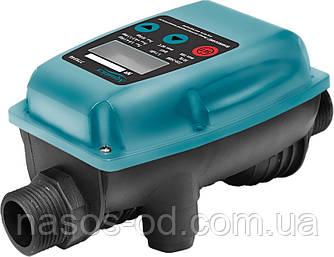 """Контроллер давления электронный пресконтроль Aquatica 1.1кВт Ø1"""" с регулировкой давления включения/отключения"""