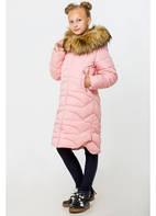 Зимние детские куртки для девочек