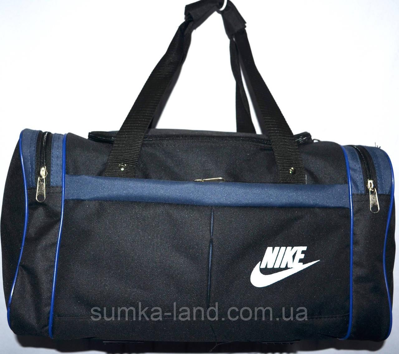 Спортивная дорожная сумка МАЛ\ 46*23 (4 цвета)