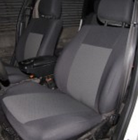 Чехлы на сиденья (деленная) Renault duster (рено дастер 2010г-2015г)