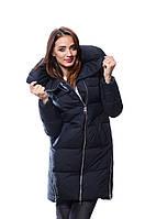 Куртка женская зима ICEBEAR 17G6191 Черный