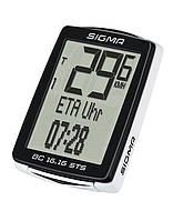Велокомпьютер Sigma Sport BC 16.16 STS Беспроводной, фото 1