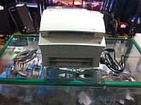 Лазерный принтер HP LaserJet 1100 + доп. картридж