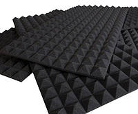 Акустический поролон Пирамида 70мм |100 х 50 см|