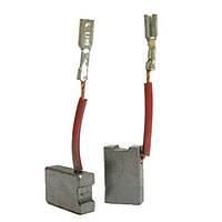 Щетки угольно-графитовые тст-н 5*10 мм (контакт - клемма «мама», длина провода - 35 мм, комплект - 2 шт)