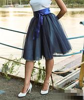 Фатиновая юбка - , фото 2