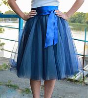 Фатиновая юбка - , фото 3