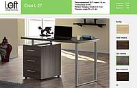 Письменный стол Loft design Aristo L-27