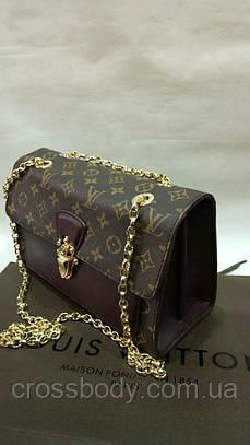 Женская сумка Lovis Vuitton клатч в стиле