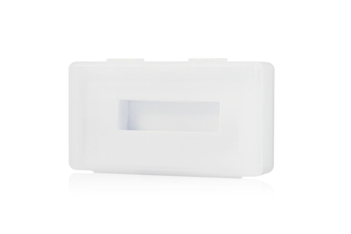 Пластиковая упаковка для флеш накопителя Cube/Unity