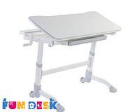 Детский стол-трансформер Volare Grey