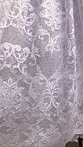 Тюль жаккард высота 2.8м BLANZA, фото 3