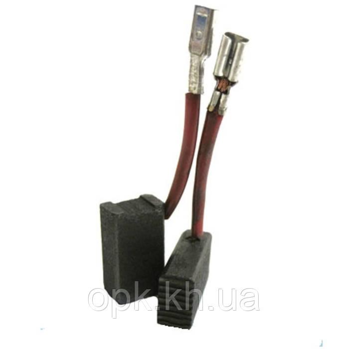 Щетки угольно-графитовые тст-н 5*9 мм (контакт - клемма «мама», длина провода - 33 мм, комплект - 2 шт)