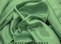 Ткань креп- сатин олива