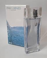 Мужская туалетная вода Kenzo Leau par Kenzo pour homme + 10 мл в подарок