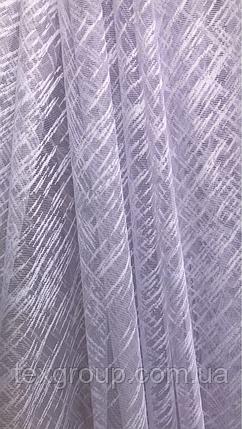 Тюль жаккард высота 2.8м IDAHO, фото 2