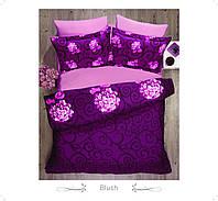 Комплект постельного белья Le Vele Blush Spring series сатин 220-200 см