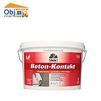 Грунтовка Beton-Kontakt Дюфа бетон-контакт (5кг)