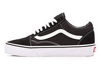Зимние женские кеды Vans Old Skool Black Fleece Inner Winter