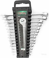 Набор ключей комбинированных Toptul 6-24 мм GAAC1401