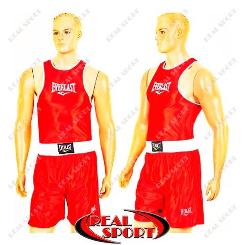 Форма для бокса детская красная Everlast CO-6337-R