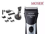 Машинка для стрижки волос акк/сеть Moser 1871 0071 chromstyle pro
