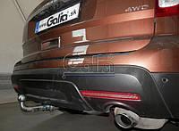 Фаркоп для Ford Explorer 2011- (Форд Експлорер)