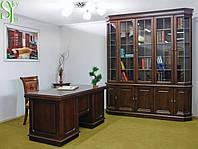 Мебель для кабинета руководителя Командор с масива дерева